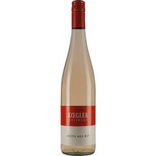 2018 KOEGLER Weiss aus Rot Blanc de Noir QbA - Weingut Koegler