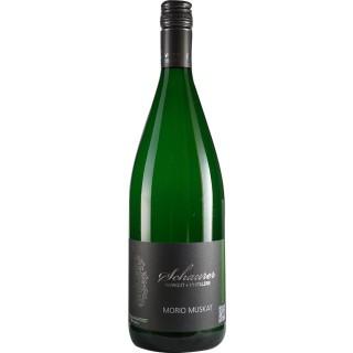 2018 Morio Muskat mild 1L - Weingut Schaurer