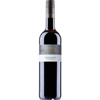 2017 Dornfelder Rotwein halbtrocken - Weingut Leonhard Zeter