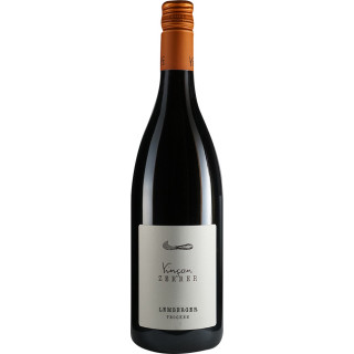 2018 Lemberger trocken Bio - Weingut Vinçon-Zerrer