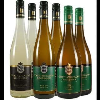 2019er VDP.Gutsweinpaket - Weingut Fürst Hohenlohe-Oehringen