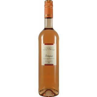 2017 Portugieser Rosé Halbtrocken BIO - Weingut im Zwölberich