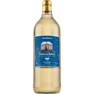 Adventskalender Glühwein weiß 1L - Weinmanufaktur Gengenbach