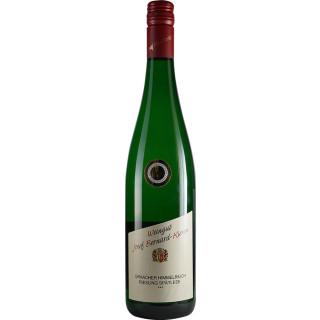 2018 Graacher Himmelreich Riesling Spätlese *** süß - Weingut Josef Bernard-Kieren