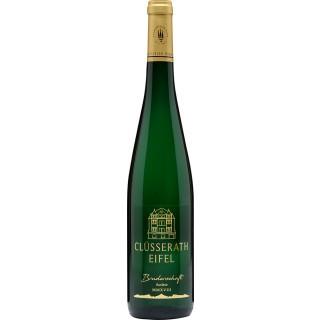 2018 Klüsserather Bruderschaft Riesling Auslese alte Reben edelsüß - Clüsserath-Eifel