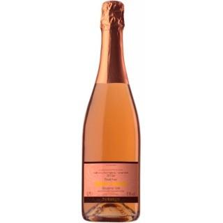 2011 BRUT ROSÉ Sekt BIO Flaschengärung - Weingut im Zwölberich