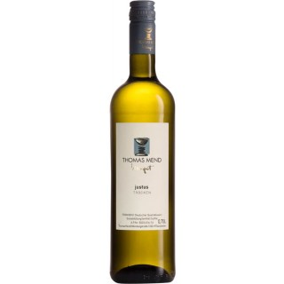 2018 Justus Cuvée weiß trocken - Weingut Thomas Mend