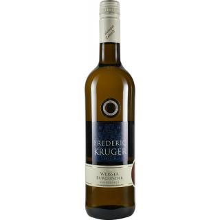 2018 Weißer Burgunder trocken - Weingut Zehnthof Kruger