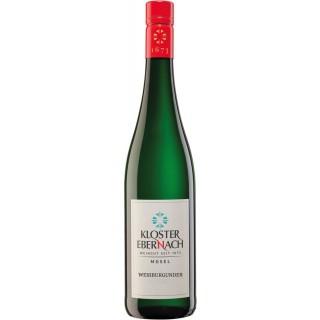2019 Weißburgunder Qualitätswein Mosel trocken - Weingut Kloster Ebernach
