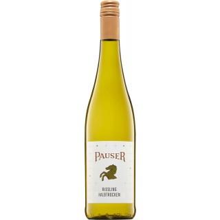 2016 Riesling Gutswein halbtrocken - Weingut Pauser