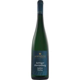 2018 Herrenberg Riesling Spätlese lieblich - Weingut Würtzberg