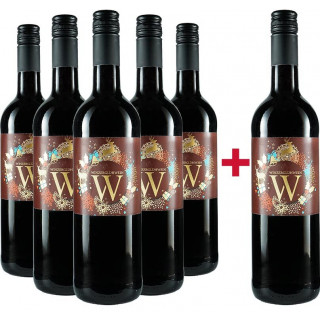 5+1 Paket Roter Winzerglühwein - Weingut Wasem Doppelstück