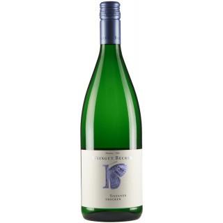 2018 Silvaner trocken 1L Bio - Weingut Becker-Heißbühlerhof