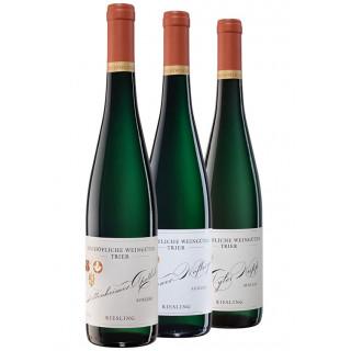 Riesling Auslesen Paket - Bischöfliche Weingüter Trier