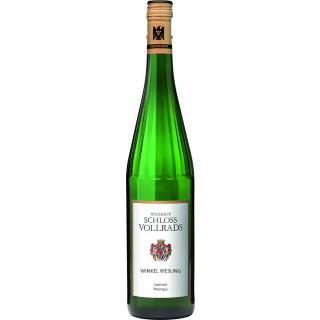 2018 Winkel Riesling Kabinett VDP.Ortswein fruchtig/süß - Schloss Vollrads