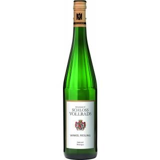 2019 Winkel Riesling Kabinett VDP.Ortswein fruchtig/süß - Schloss Vollrads
