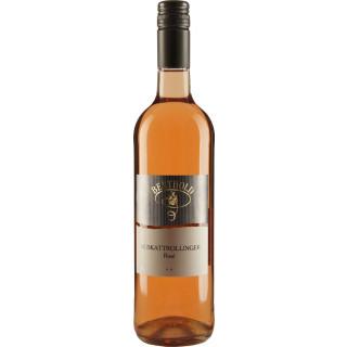 2019 Muskattrollinger Rosé ** Lieblich - Weingut Berthold