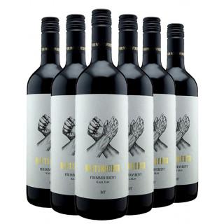 Blutsbruder Rot trocken BIO Paket - Weingut Karl May
