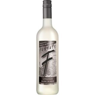 2020 FANTASY Lemberger Blanc de Noir halbtrocken - Weingärtner Stromberg-Zabergäu
