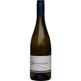 2018 Pinot weiss & grau - Weingut Schweickardt