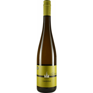 2018 CANDIDUS ** Weissweincuvée feinherg BIO - Weingut Weinreuter