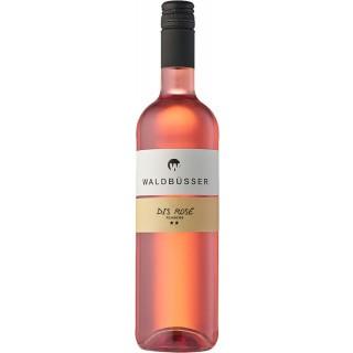 2019 DIS Rosé feinherb - Weingut Waldbüsser