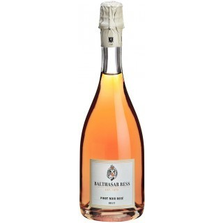 Pinot Noir Rosé Sekt brut - Weingut Balthasar Ress