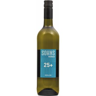 2017 Riesling 25+ - Weingut Sohns