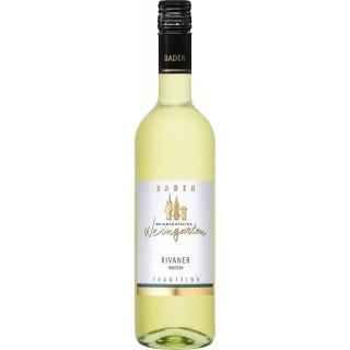 2019 Rivaner Tradition trocken - Weinmanufaktur Weingarten