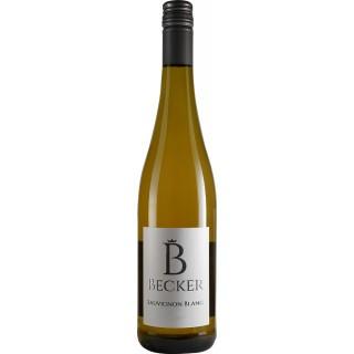 2018 Sauvignon Blanc trocken GUTSWEIN - Weingut Becker