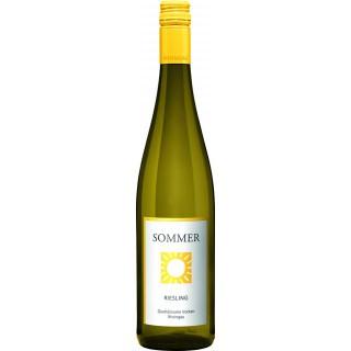 2018 Sommer Riesling Qualitätswein trocken - Vollrads KG