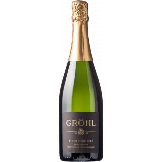 Pinot Noir Sekt extra trocken - Weingut Eckehart Gröhl