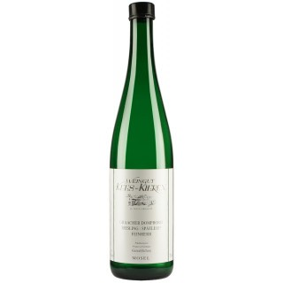 2017 Graacher Domprobst Riesling Spätlese feinherb - Weingut Kees-Kieren