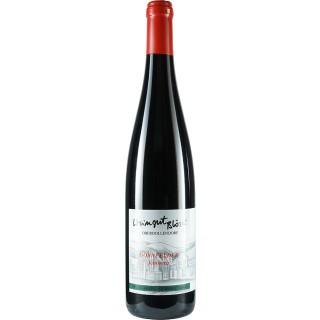2018 Dornfelder feinherb - Weingut Blöser