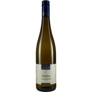 2019 Riesling halbtrocken - Weingut Kolb