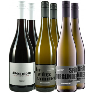 Andres Probierpaket - Weingut Andres