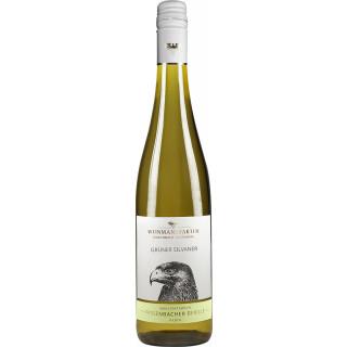 2019 Fessenbacher Grüner Silvaner halbtrocken - Weinmanufaktur Gengenbach