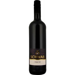 2018 Cuvée enjoy red trocken - Weingut Schwab