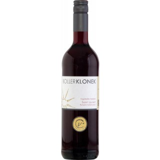 2017 Saint Laurent halbtrocken - Weingut Boller Klonek