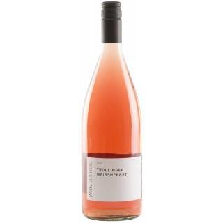 2017 Trollinger Weißherbst 1000ml BIO - Weingut Heid