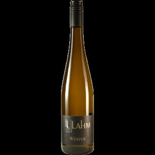 2019 Würzer halbtrocken - Weingut Lahm