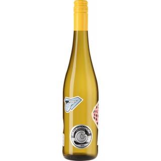 2017 Quai Grauburgunder-Weißburgunder Trocken - Weingut Schätzel