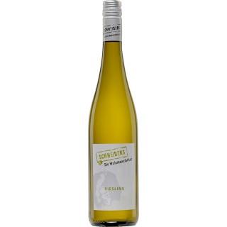 2018 Riesling Spätlese lieblich - Weingut Weinmanufaktur Schneiders