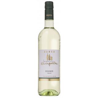 2019 Rivaner trocken Tradition - Weinmanufaktur Weingarten