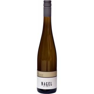 2018 Riesling QbA trocken 1L - Weingut Nagel