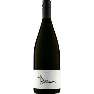 2019 Literrot trocken 1,0 L - Wein- und Sektgut Braun