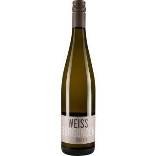 2017 Weißburgunder Qualitätswein trocken - Weingut Nehrbaß