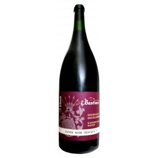 2016 Cuvée Noir 4* Doppelmagnum trocken 3,0 L - Weingut L. Bastian