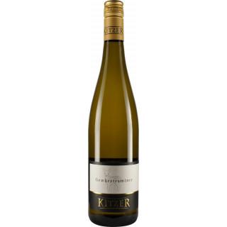 2020 Volxheimer Gewürztraminer Spätlese süß - Weingut Kitzer