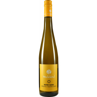 2018 Niersteiner Riesling 'Roter Hang' halbtrocken BIO - Weingut Wedekind
